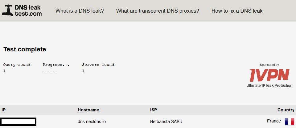 test-dns-leak-ok